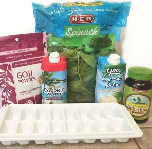 superfood spinach cubes ingredients