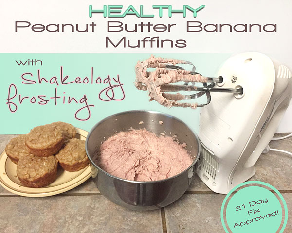 healthy shakeology muffins ad
