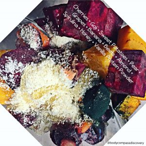 sunrise superfood smoothie ingredients