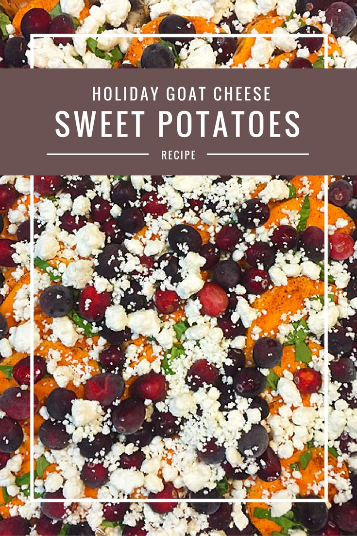 Holiday Sweet Potatoes from Body Compass Discovery's blog