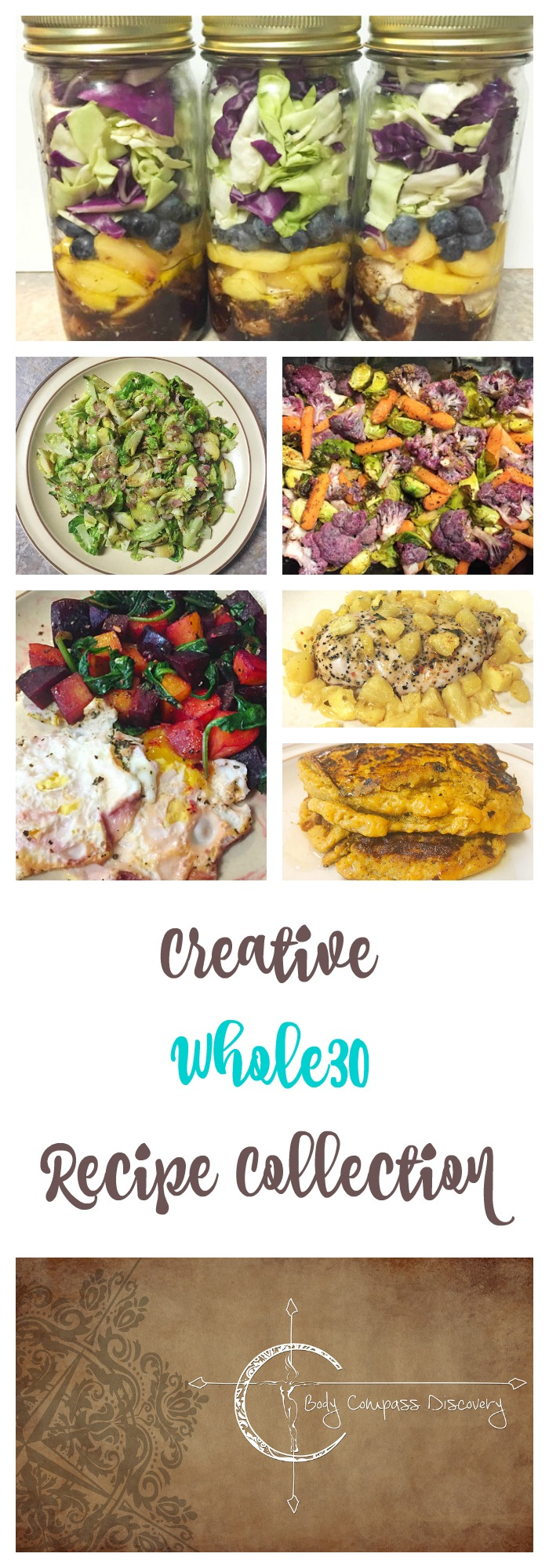 whole30 creative recipe round up