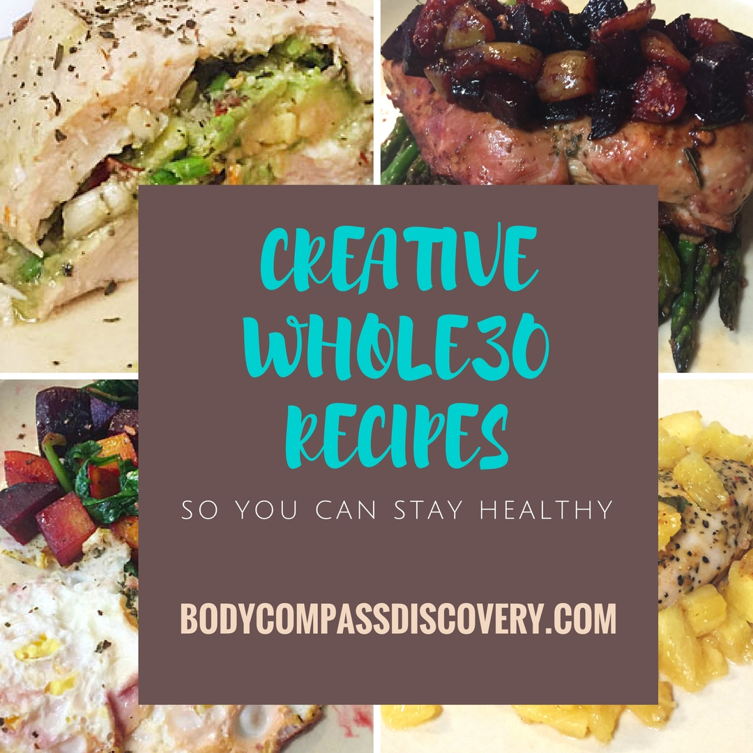 whole30 recipes from Body Compass Discovery's blog
