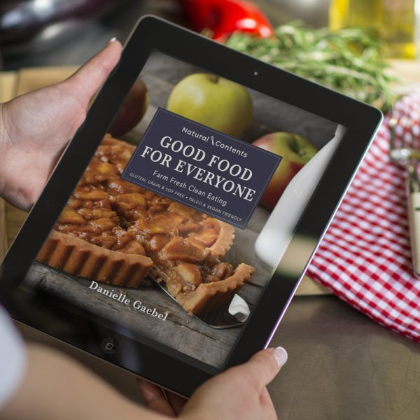Natural Contents Good Food For Everyone ebook