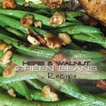 green beans and walnuts title