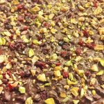 sweet and salty christmas bark
