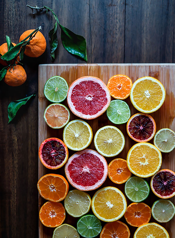 citrus fruits for a #healthypregnancy
