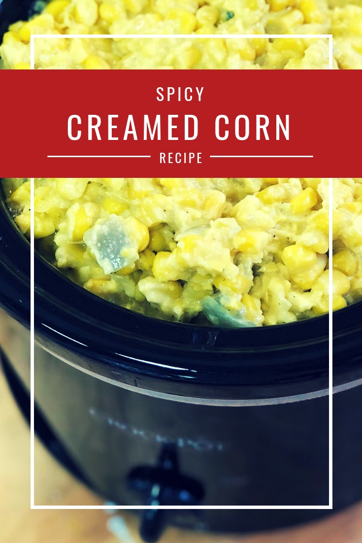 Creamed Corn recipe from Body Compass Discovery's blog
