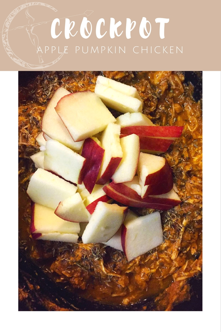 Apple Pumpkin Chicken from Body Compass Discovery's blog