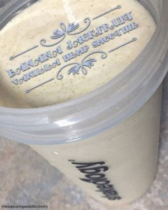 banana jackfruit vanilla hemp shakeology