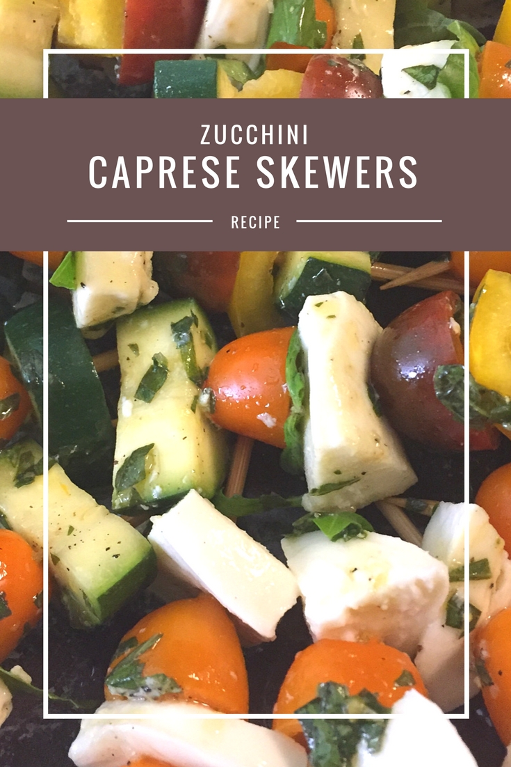 Caprese Skewers recipe from Body Compass Discovery's blog